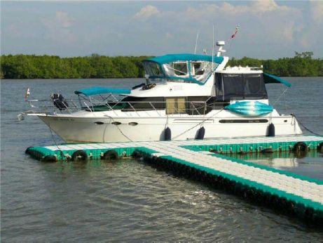 1992 Ocean Alexander 460 Sun Deck