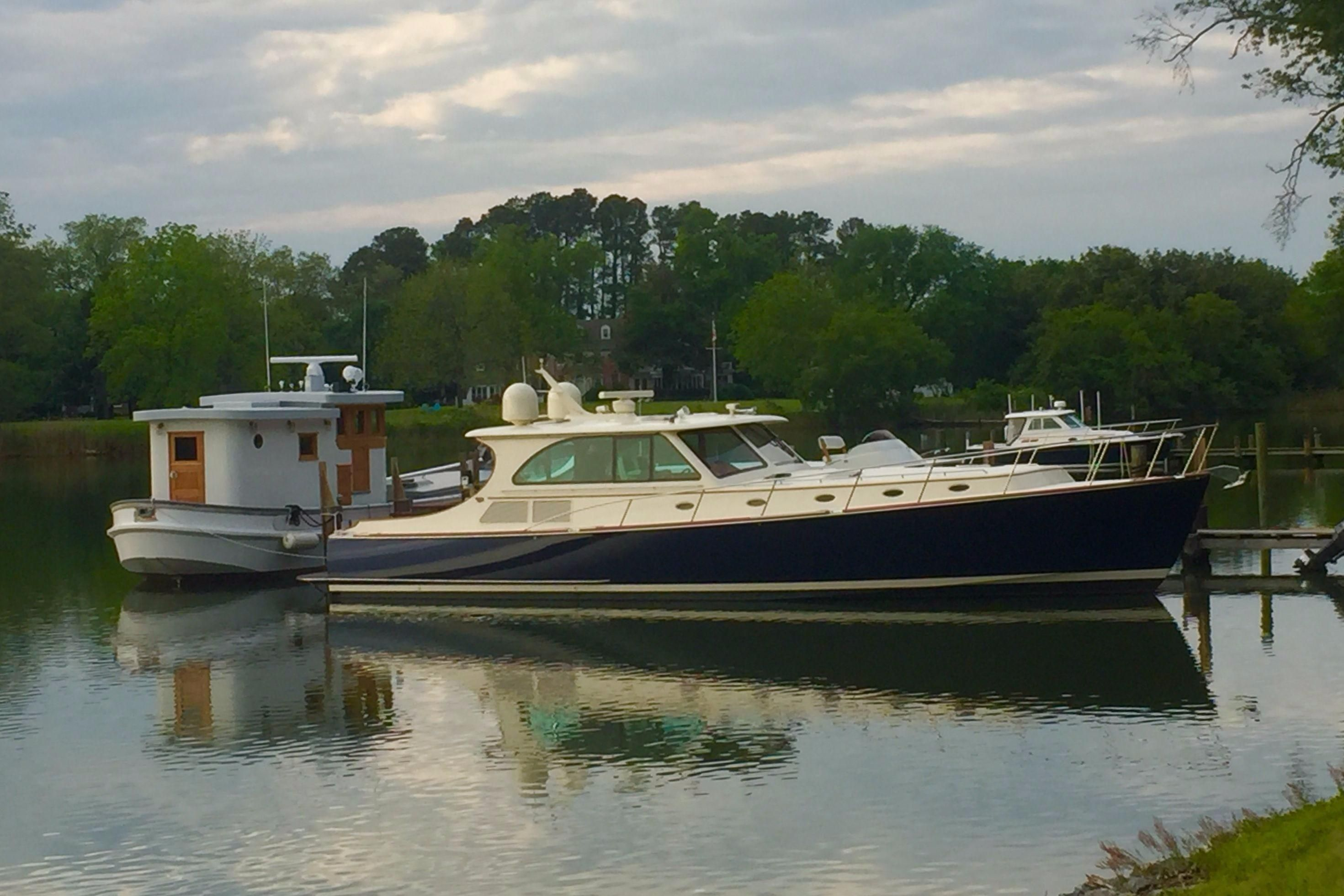 2006 hinckley talaria 55 my power new and used boats for sale for Klakring motor co annapolis