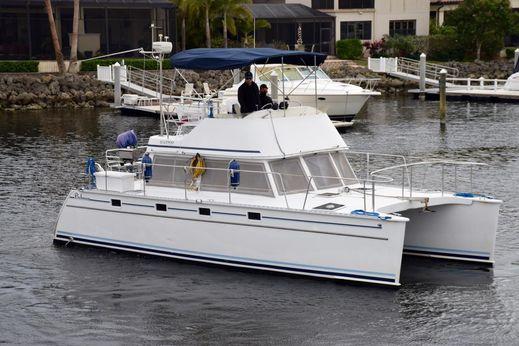 2003 Pdq 34 Power Catamaran
