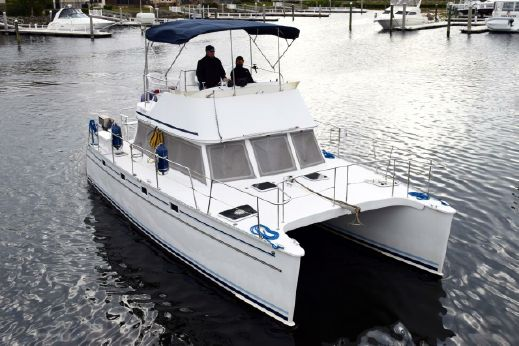 2003 Pdq 34 Power Catamaran