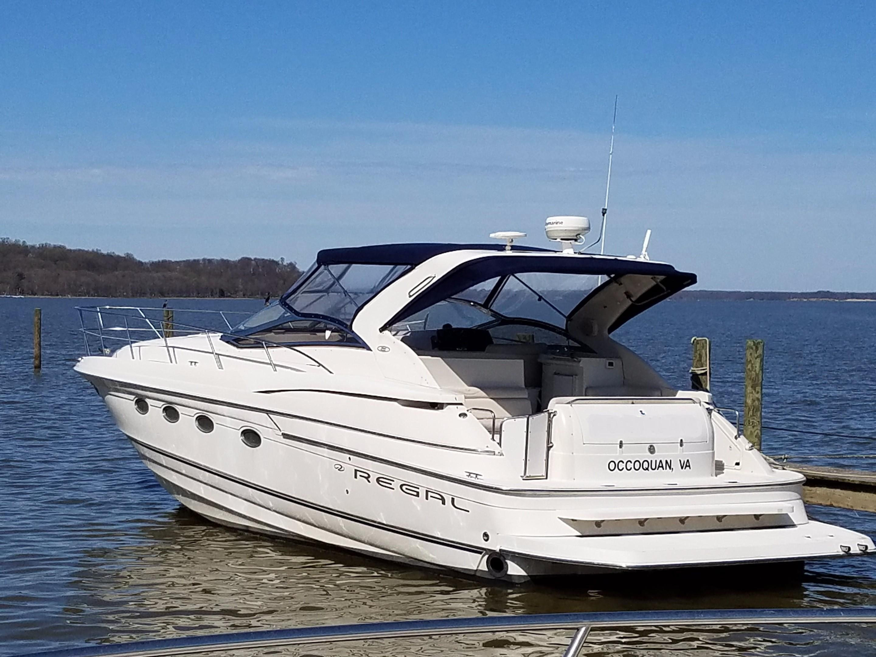 Boats For Sale In Va >> 2001 Regal 4160 Commodore Power Boat For Sale - www.yachtworld.com