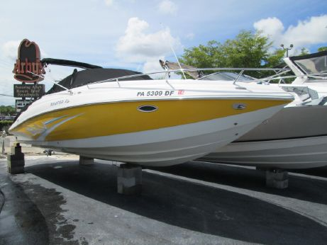 2011 Rinker 296 Captiva Cuddy