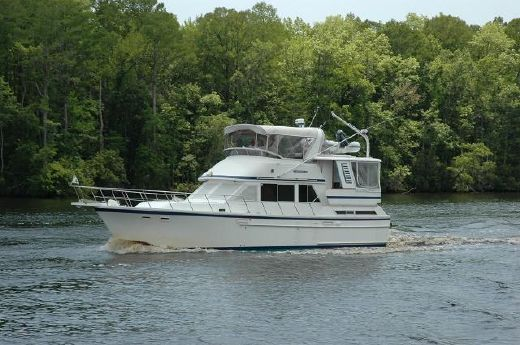1988 Jefferson Sundeck Motoryacht