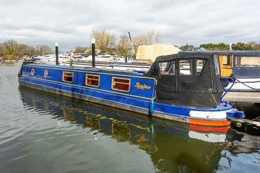 2011 Narrowboat 58' Heritage Boats