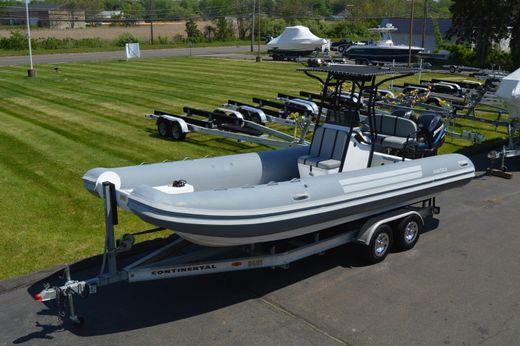 2004 Nautica 24 Rib Inflatable Catamaran CC