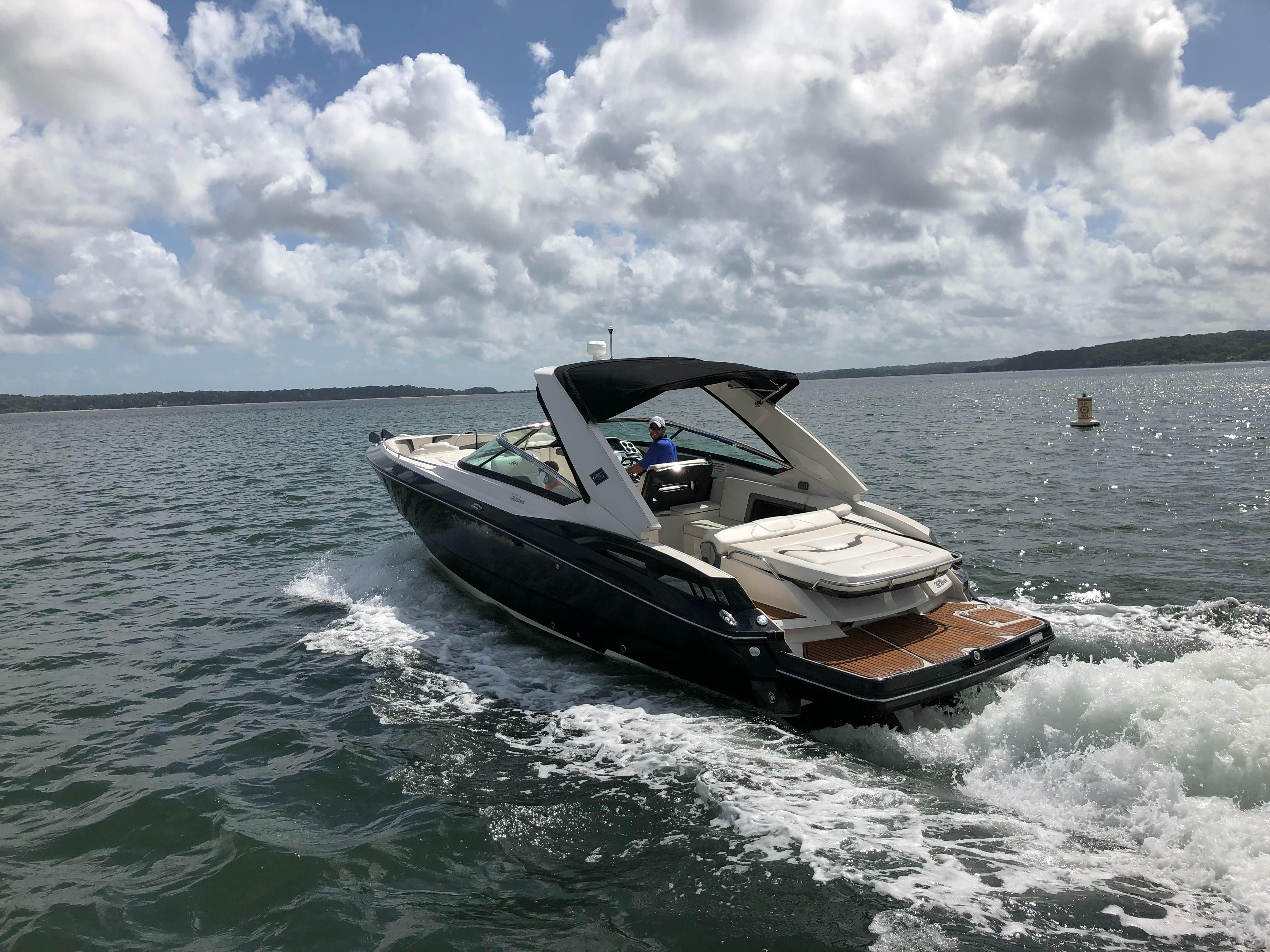 Volvo Dealers In Ct >> 2013 Monterey 328 Super Sport Power New and Used Boats for ...