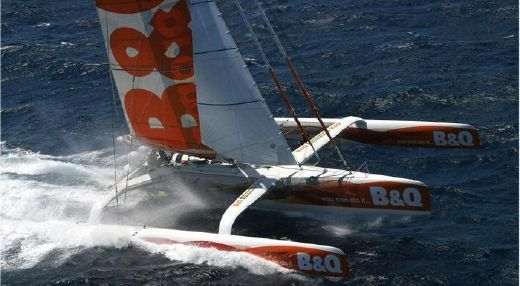 2003 Boatspeed 75ft Racing Trimaran