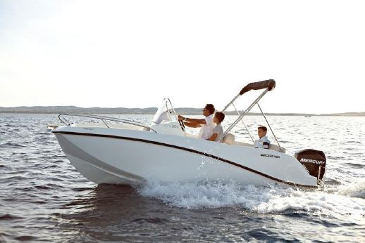 2013 Quicksilver 505 Open