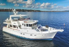 2013 Selene 54 DH Ocean Trawler