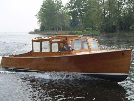 1935 Östlund Saloonboat - Fröberg