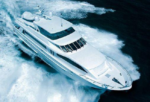 2006 Hatteras 100 Cockpit Motor Yacht