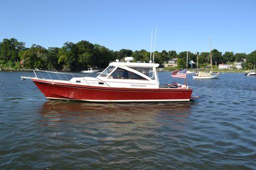 2001 Little Harbor 36 propeller drives