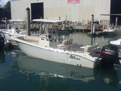 2016 Sea Chaser 24 HFC