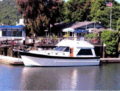 1982 Miracle Marine 36' Sedan