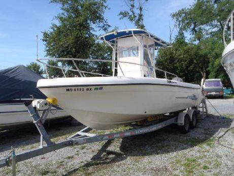 2003 (s) Carolina Skiff 2400 Off Shore Sea Chaser