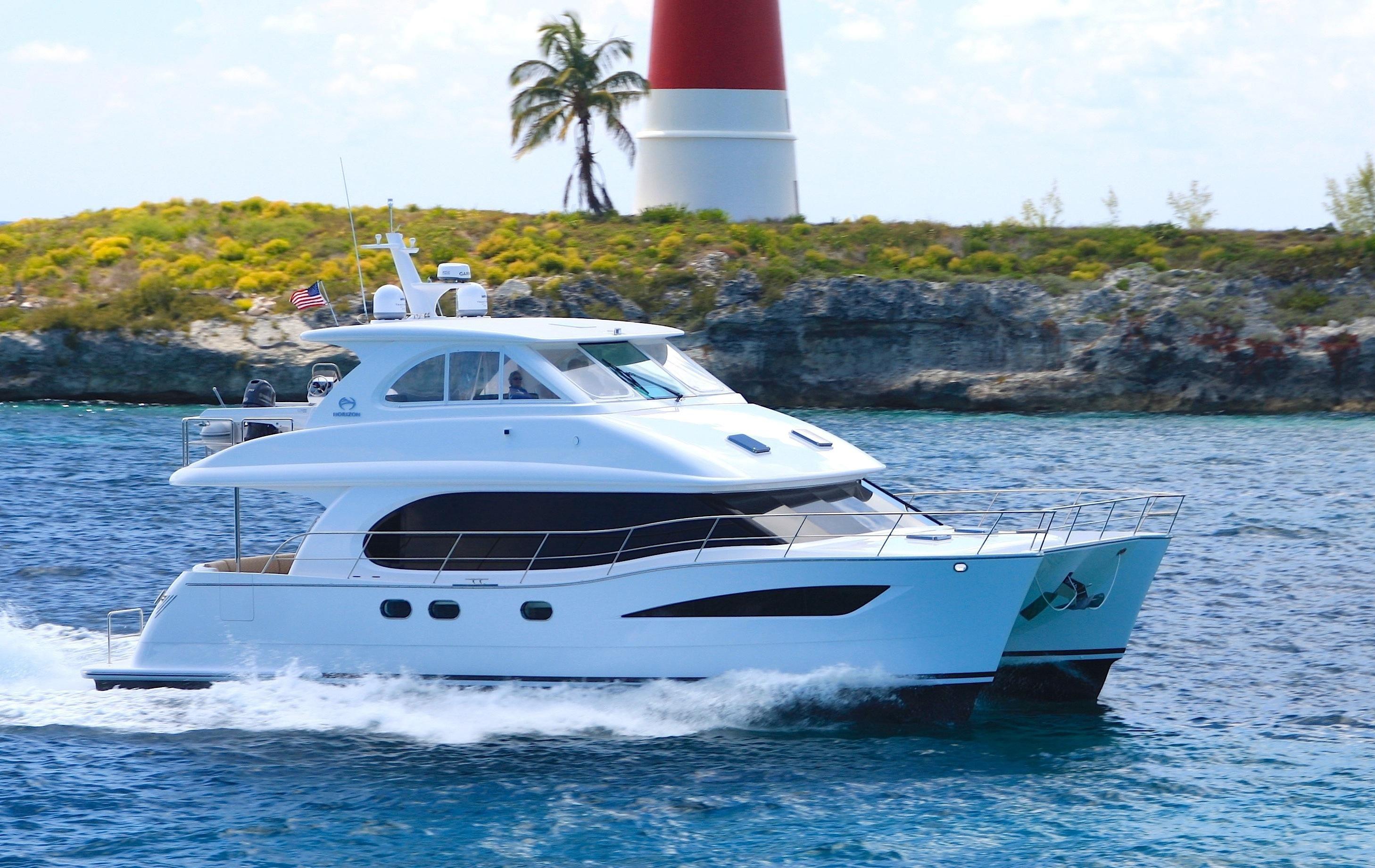 2019 Horizon PC52 Power Boat For Sale - www.yachtworld.com