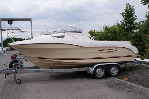 2004 Quicksilver 650 Cruiser