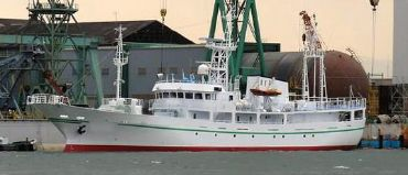 2002 Custom Training Vessel
