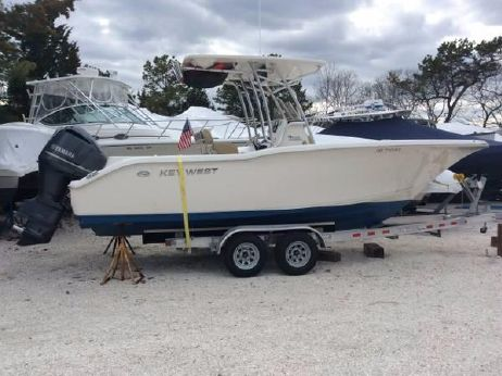 2013 Key West 244 CC