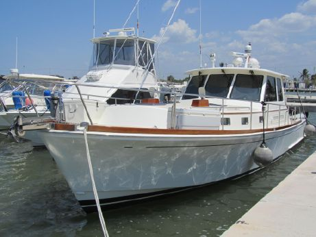 2004 Grand Banks Eastbay 43