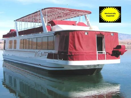 1998 Skipperliner Custom Houseboat