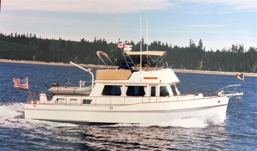 1998 Grand Banks 42 Classic