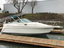 1997 Carver 260 Mid Cabin Express