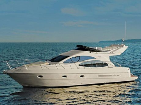 2008 Azimut 42 evolution