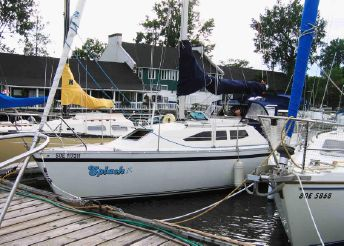 1985 Cs 30 Sloop