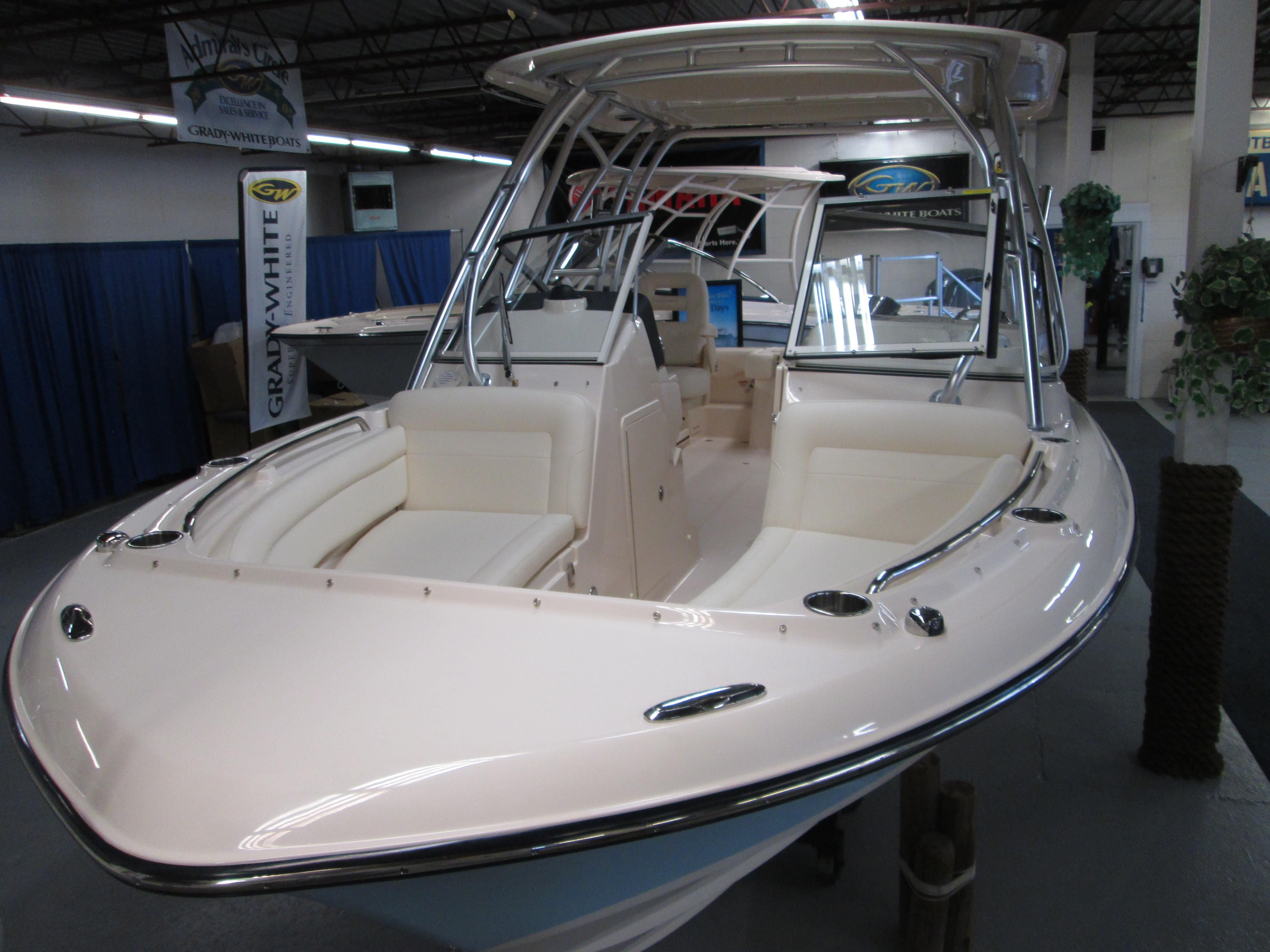 2017 Grady White Freedom 235 Power Boat For Sale Www