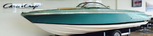 2014 Chris-Craft Corsair 22