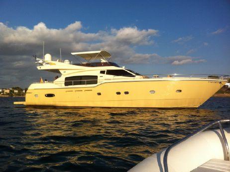 2009 Ferretti Yachts 69 Altura