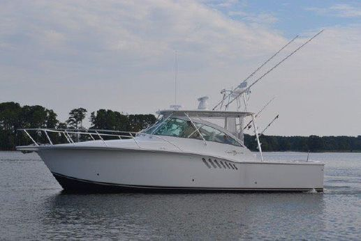 2011 Albemarle 360 Express Fisherman