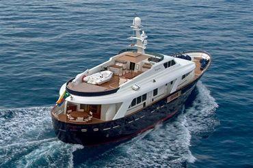 2000 Benetti Sail Division 95 D RPH