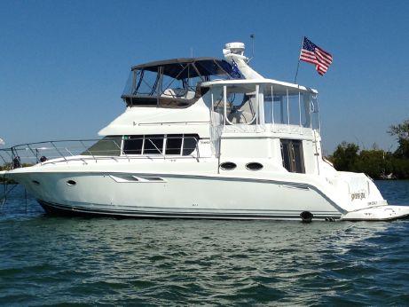 1997 Silverton Aft Cabin Motor Yacht