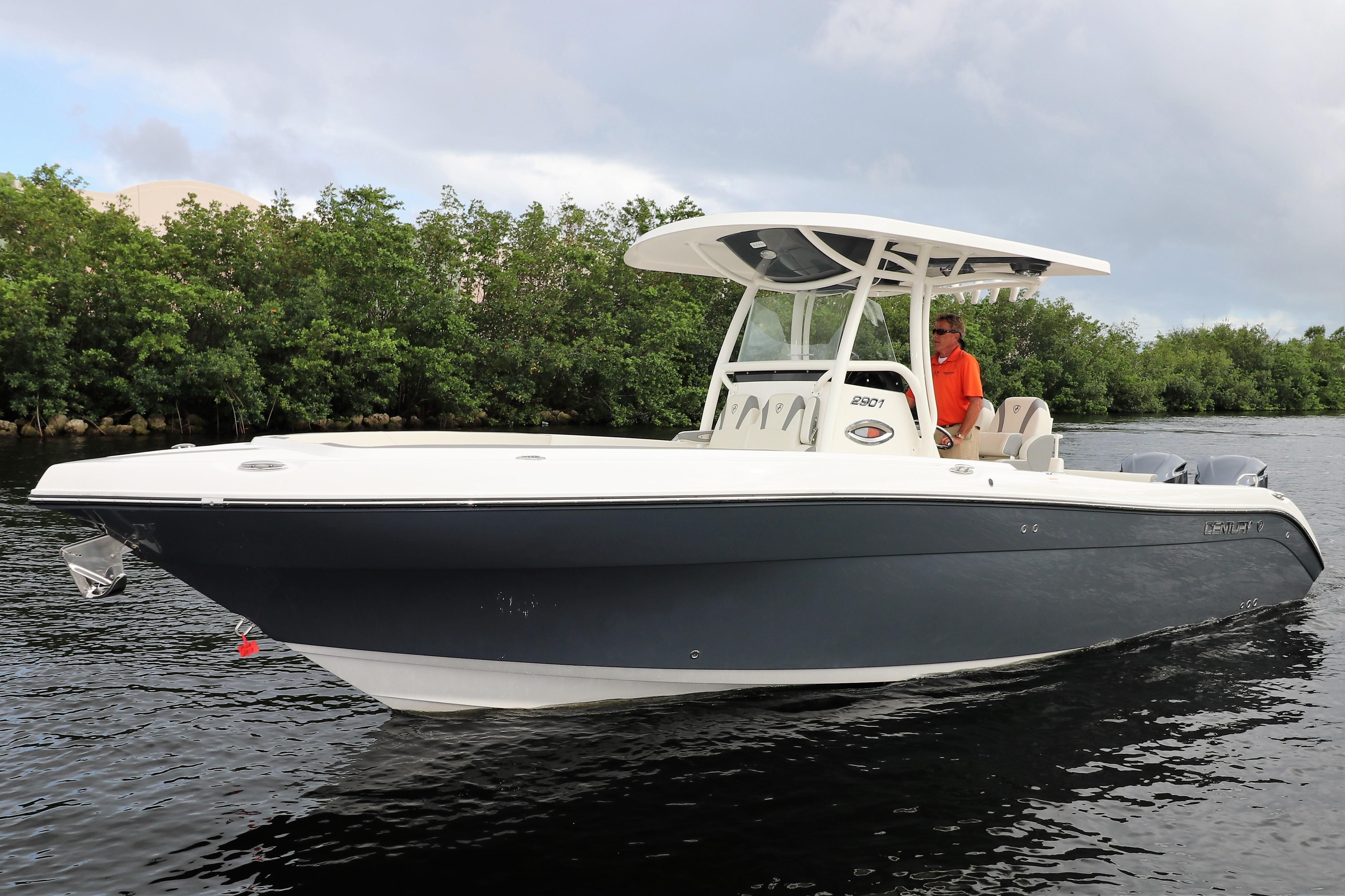 2018 Century 2901 Center Console Power Boat For Sale - www ...