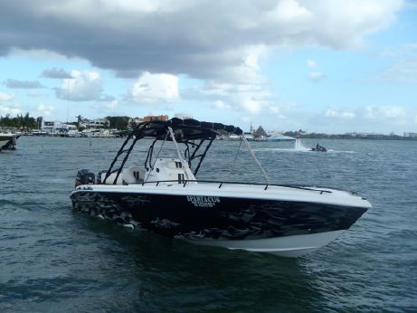 2012 Glasstream 328 PRO-X