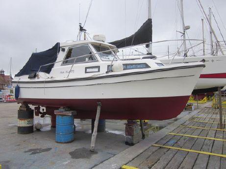 1992 Shetland Black Marlin