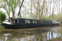 2003 Liverpool Boats 70' Narrowboat