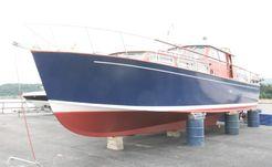 1964 Osborne twin engine motor yacht