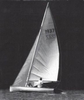 1937 Boothbay Harbor One Design Sloop