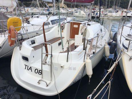 2002 Beneteau Oceanis 281