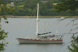 photo of  58' Lyman-Morse Steadysailer