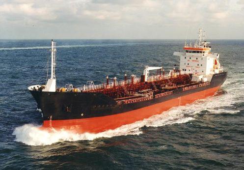 2001 Custom Tanker
