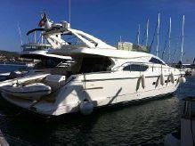 1999 Ferretti Yachts 57