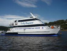 1985 Custom High Speed Catamaran