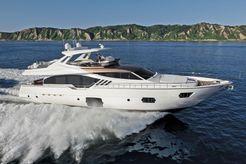2015 Ferretti Yachts 870