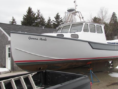 2014 Terry Jason Lobster Boat 430 Hp - Tuna Sportfishing