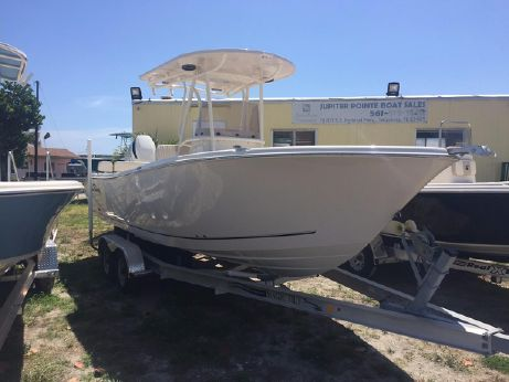 2017 Sea Chaser 24 HFC CENTER CONSOLE
