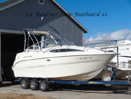 2000 Bayliner 2455 CIERA SUNBRIDGE